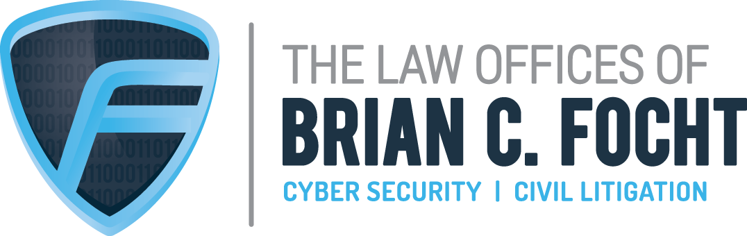 law offices of brian c focht cyber security lawyer cyber security law cybersecurity law north carolina