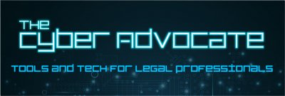 cyber advocate legal technology
